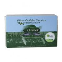Filetes de Melva Canutera en AO 110 gr
