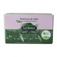 Ventresca de Atún en Aceite de Oliva 110 gr