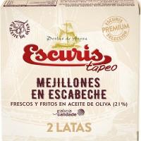 """Mejillones en Escabeche """"Tapeo"""""""