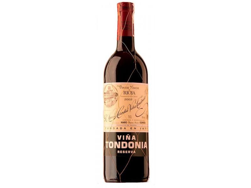 Viña Tondonia Reserva Magnum 2002