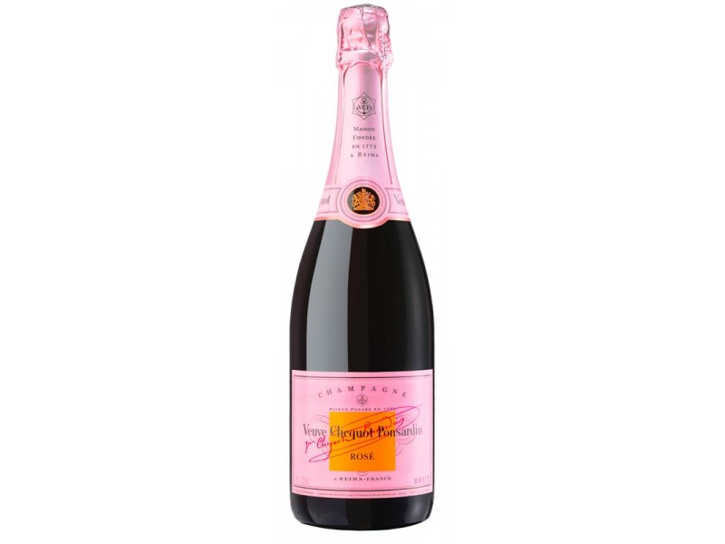Veuve Cliquot Yellow Label Rosé