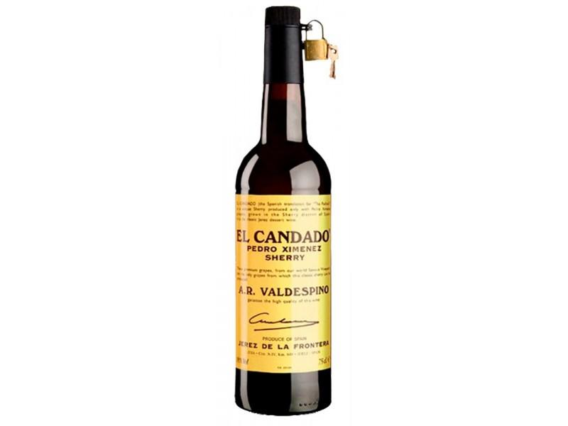 El Candado PX Pack 2 Botellas + 2 Catavinos