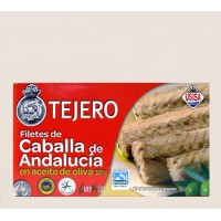 Filetes de Caballa pack de 3 latas