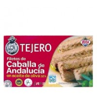 Caballa de Andalucía Tejero pack de 3 latas