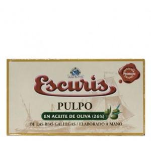 Pulpo en Aceite de Oliva 26%