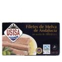 Filetes de Melva de Andalucía. Pack de 3 latas