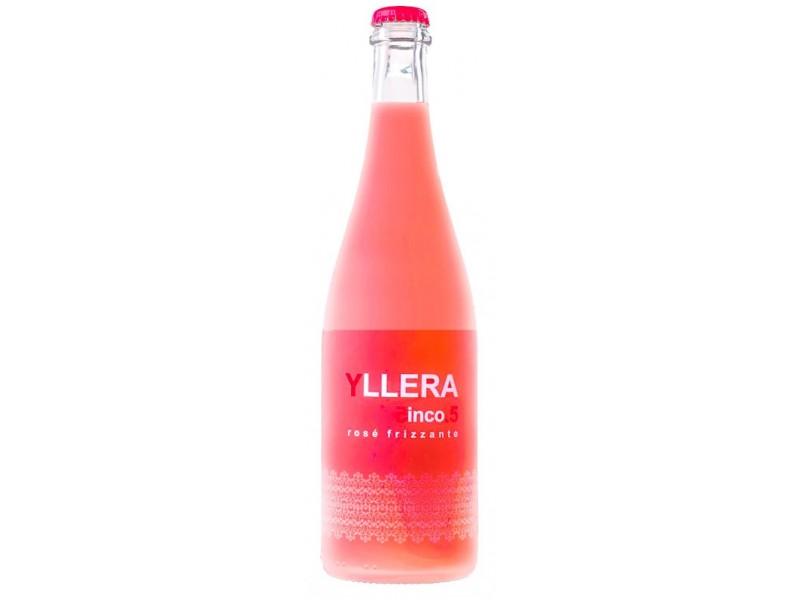 Yllera 5.5 Frizante Rosado