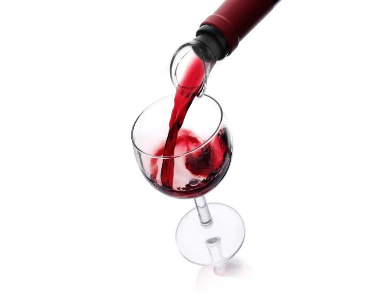 Escanciador de vino