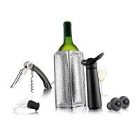 Set para vino esencial Vacu vin