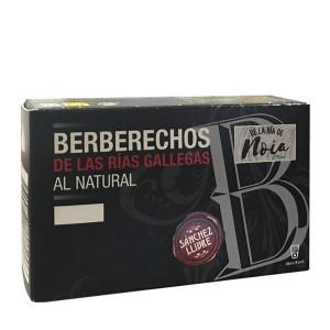 Berberechos al natural 20/30 Tamaño Gigante Sánchez Llibre