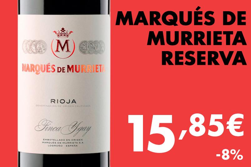 Marqués de Muerrieta Reserva