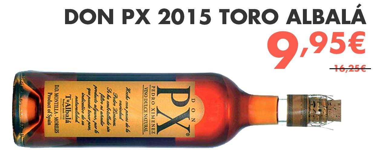 Don PX Cosecha