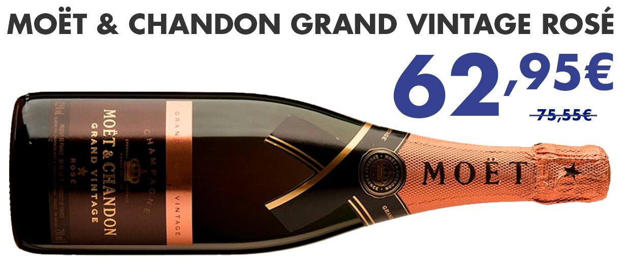 Moët & Chandon Grand Vintage Rosé
