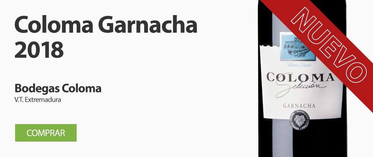 coloma garnacha