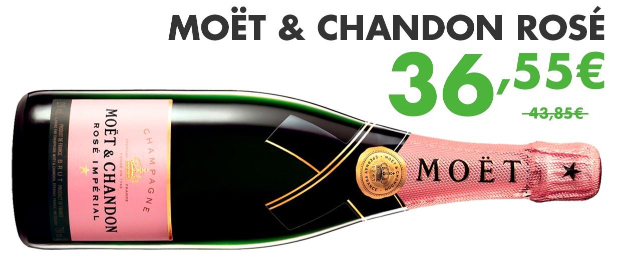 Moet & Chandon Rosé Imperial